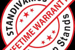 STANDIVARIUS laptop stands - lifetime warranty